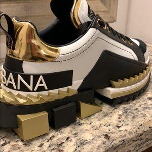 Dolce Gabbana Super King Shoes